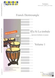 #Fa si la Timbale - Vol. 1 Franck Dentresangle Partition laflutedepan