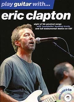 Play Guitar With... Eric Clapton Eric Clapton Partition laflutedepan
