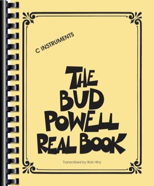 Bud Powell - The Bud Powell Real Book - Partition - di-arezzo.co.uk