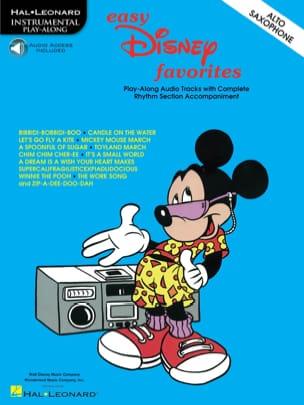 DISNEY - Fácil favoritos de Disney - Partition - di-arezzo.es