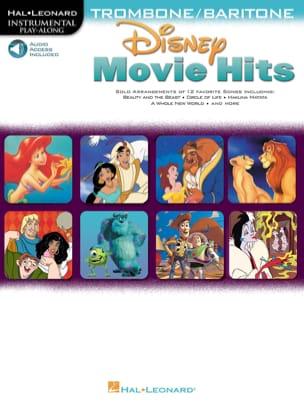 Disney Movie Hits DISNEY Partition Trombone - laflutedepan