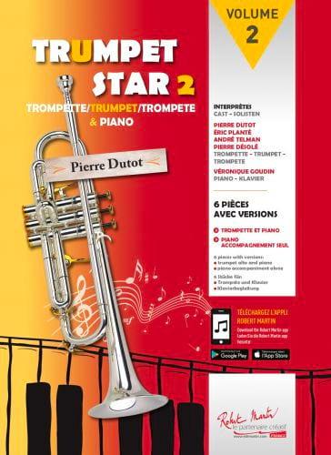 Trumpet star 2 - Partition - Trompette - laflutedepan.com
