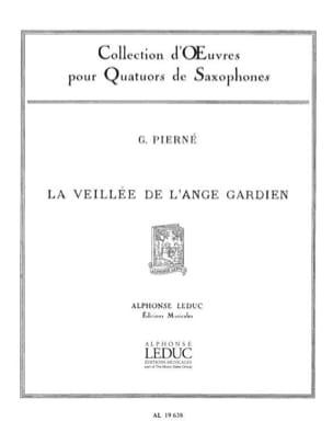 Veillée de L'ange Gardien PIERNE Partition Saxophone - laflutedepan