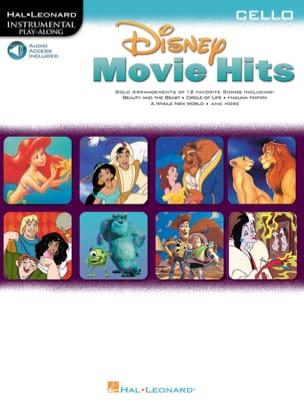 Disney Movie Hits DISNEY Partition Violoncelle - laflutedepan