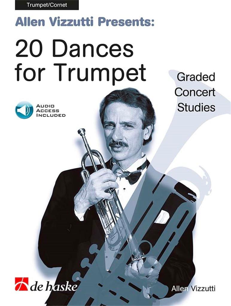 20 dances for trumpet - Allen Vizzutti - Partition - laflutedepan.com