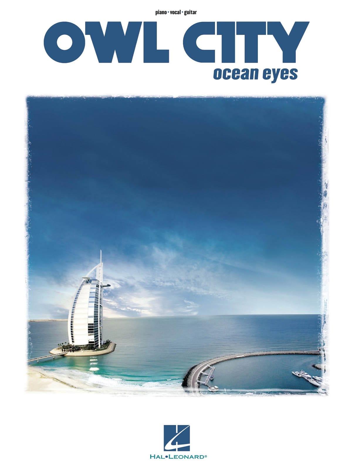Ocean Eyes - Owl City - Partition - Pop / Rock - laflutedepan.com