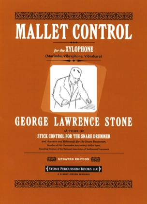 Mallet Control George Lawrence Stone Partition laflutedepan