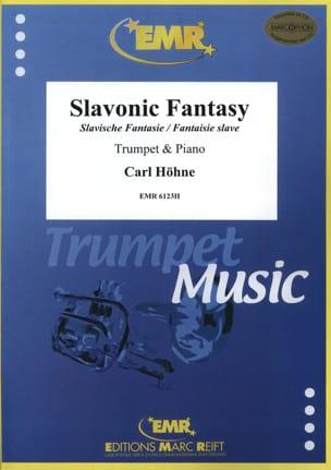 Fantaisie Slave Carl Höhne Partition Trompette - laflutedepan