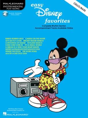 DISNEY - Easy Disney Favorites - Partition - di-arezzo.fr