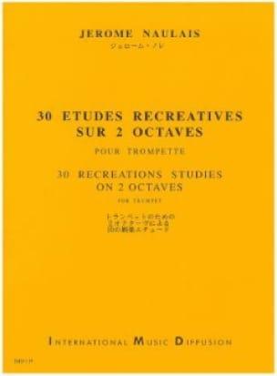 30 Etudes Récréatives Sur 2 Octaves - laflutedepan.com