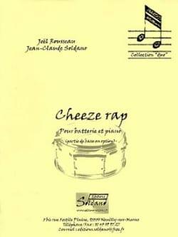 Cheeze Rap Rousseau Joel / Soldano Jean-Claude Partition laflutedepan