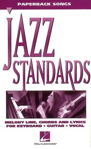 Paperback songs - Jazz Standards Partition Jazz - laflutedepan