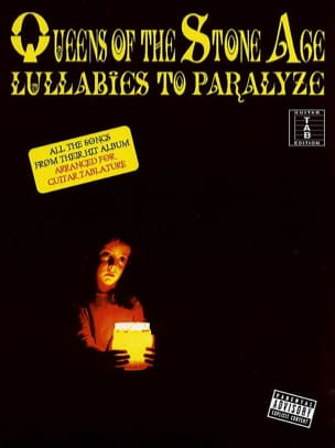 Lullabies To Paralyze Queens Of The Stone Age Partition laflutedepan