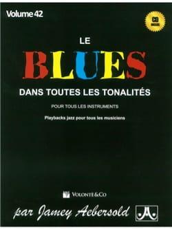 Volume 42 - Le Blues Dans Toutes Les Tonalites, Version en Français laflutedepan