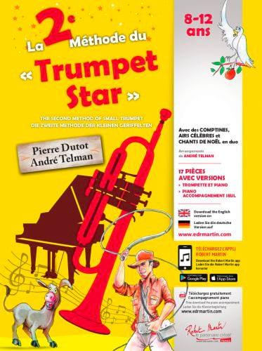 La 2ème Méthode du Trumpet Star - Partition - laflutedepan.com
