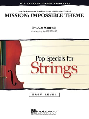 Mission: Impossible Theme - Easy Pop Specials For Strings laflutedepan