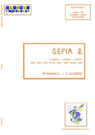 Sefia 2 - Fiannaca Miguel / Séjourné Emmanuel - laflutedepan.com