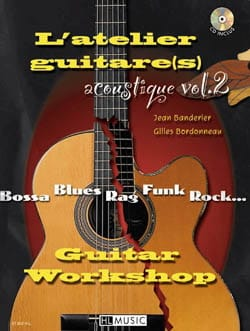 L' Atelier GuitareS Acoustique Volume 2 laflutedepan