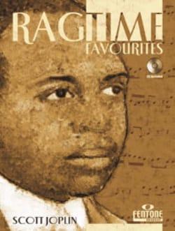 Scott Joplin - Ragtime Favorites - Partition - di-arezzo.ch