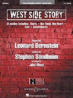 West Side Story - Medley BERNSTEIN Partition ENSEMBLES - laflutedepan