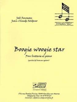 Boogie Woogie Star Rousseau Joel / Soldano Jean-Claude laflutedepan