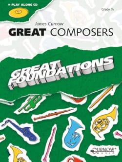 Great Composers Partition Trompette - laflutedepan