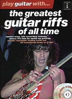 Play Guitar With ... The Greatest Guitar Riffs Of All Time - Partition - di-arezzo.co.uk