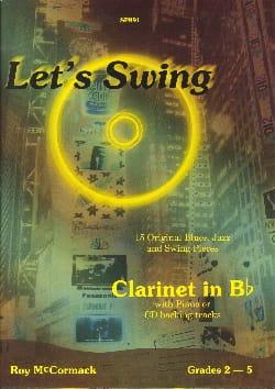 Let's Swing Roy McCormack Partition Clarinette - laflutedepan