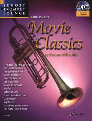 Movie Classics Partition Trompette - laflutedepan
