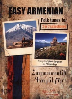 Easy Armenian Folk Tunes - Traditionnels - laflutedepan.com