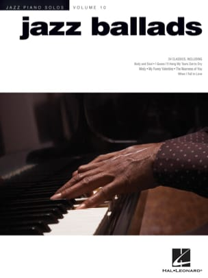 Jazz Piano Solos Series Volume 10 - Jazz Ballads laflutedepan
