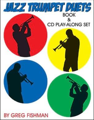 Jazz Trumpet Duets - Greg Fishman - Partition - laflutedepan.com