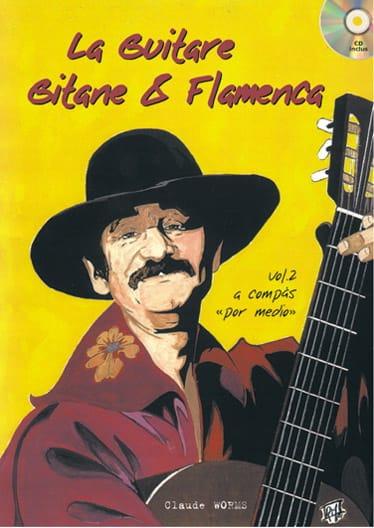 La Guitare Gitane & Flamenca - Volume 2 - laflutedepan.com