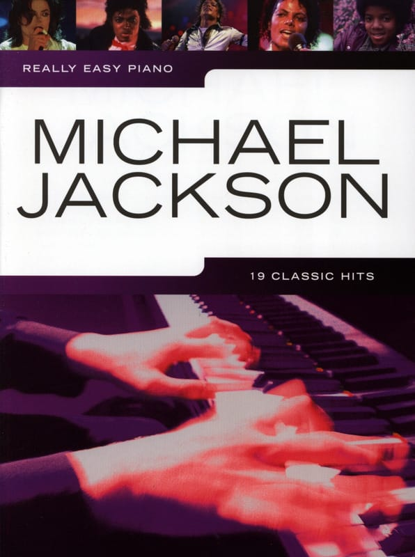 Really easy piano - Michael Jackson - laflutedepan.com