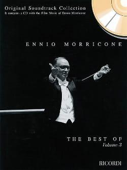 Ennio Morricone - The Best Of Volume 3 - Partition - di-arezzo.ch