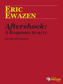 Afterschock : A reponse to 9/11 Eric Ewazen Partition laflutedepan