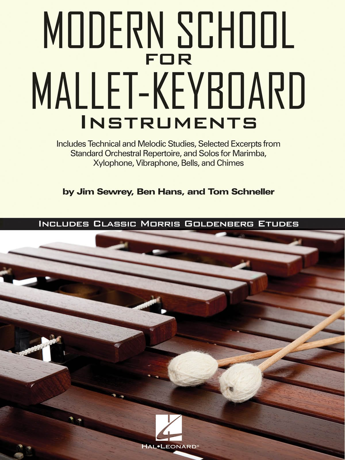 Modern School For Mallet-Keyboard Instruments - laflutedepan.com
