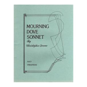 Mourning Dove Sonnet Christopher Deane Partition laflutedepan