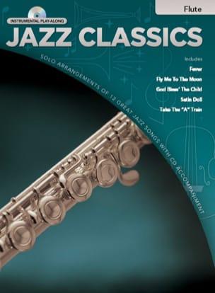 Jazz classics - Instrumental play-along Partition laflutedepan