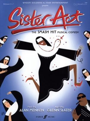 Sister Act - The Smash Hit Musical Comedy Alan Menken laflutedepan