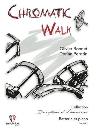 Chromatic Walk Olivier Bonnet & Dorian Perotin Partition laflutedepan