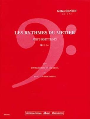 Les Rythmes du Métier - Gilles Senon - Partition - laflutedepan.com