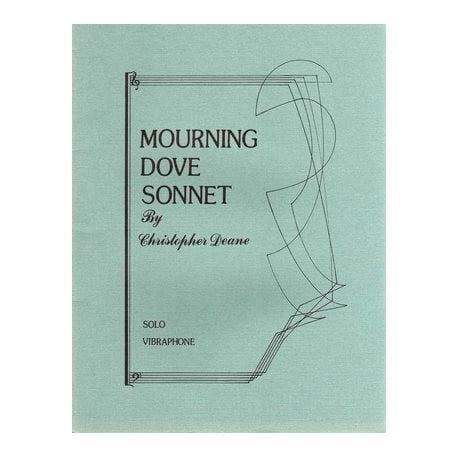 Mourning Dove Sonnet - Christopher Deane - laflutedepan.com