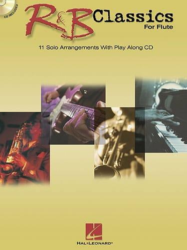 R&B Classics - Partition - Flûte traversière - laflutedepan.com
