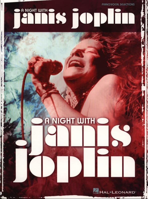 A Night with Janis Joplin - Janis Joplin - laflutedepan.com
