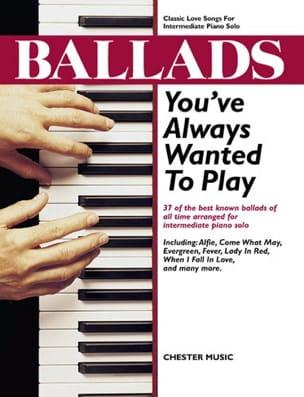 Ballads You've Always Wanted To Play - laflutedepan.com