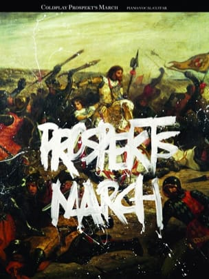 Prospekts March - Coldplay - Partition - Pop / Rock - laflutedepan.com