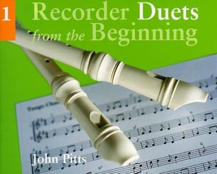 Recorder Duets From The Beginning Volume 1 Partition laflutedepan
