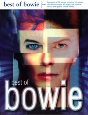 Best Of Bowie David Bowie Partition Pop / Rock - laflutedepan