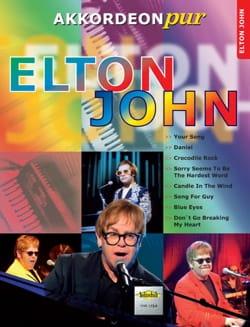 Akkordéon Pur - Elton John Elton John Partition laflutedepan